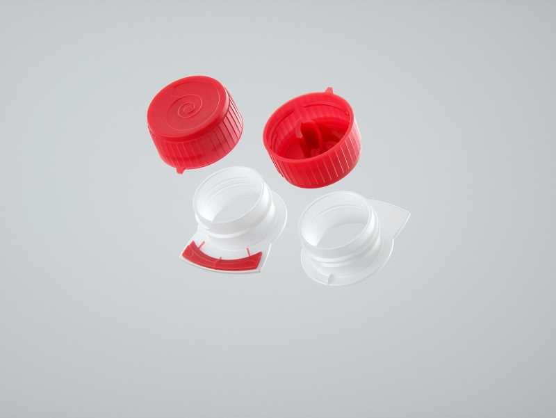 SIG combiFit Midi 1000ml with combiTwist closure packaging 3D model