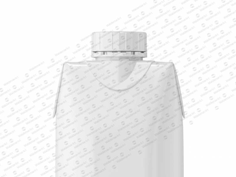 Tetra Pak Prisma 330ml with DreamCap Mock-up - Front view