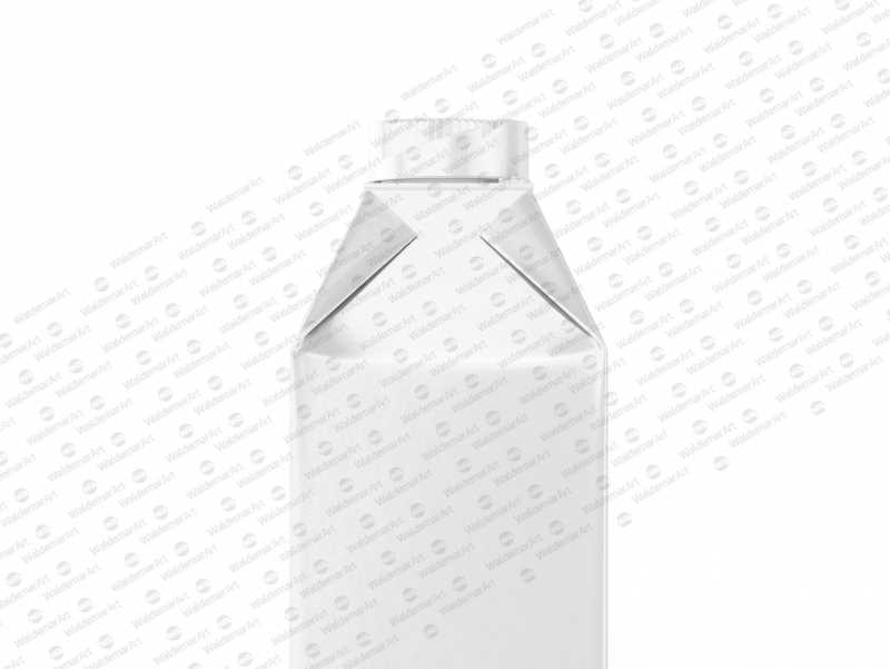 SIG Combidome 1000ml packaging Mock-up - Front view
