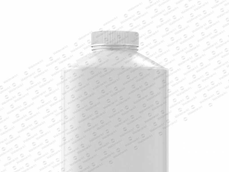 Package MockUp of Tetra Pack Top Aseptic Base 1000ml with Katla S38 Front View