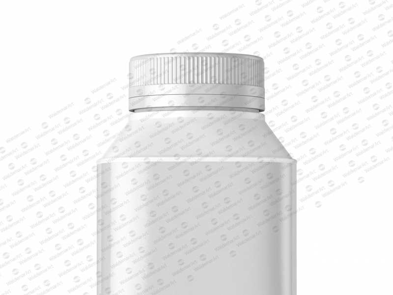Packaging MockUp of Tetra Pack Top Aseptic Midi 330ml with Eifel-O38