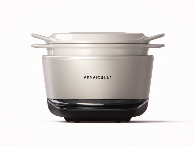 Vermicular Product 3D visualization