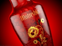 MATRESHKA - Packaging design of Vodka