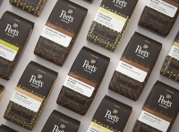Peet's Coffee product 3D visualization