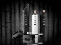 BLACK BAMBOO - Packaging Design of a Traditional Japanese Sake